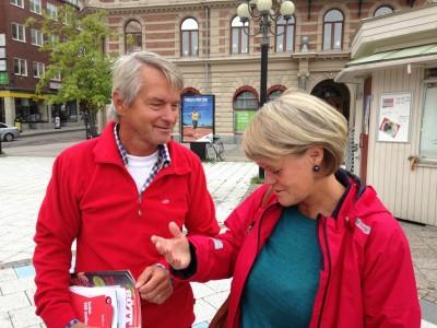 Åke och Ulla